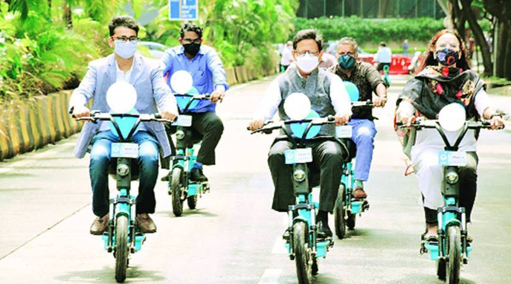 Subsidy on E Bicycle