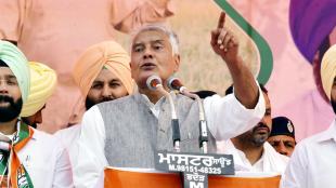 Sunil Jhakar, Punjab, Congress