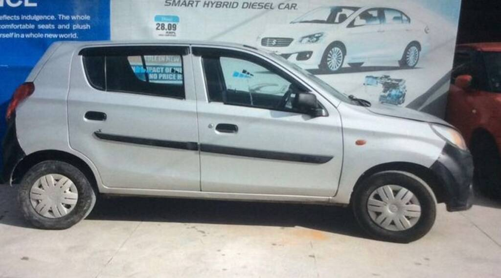 Swift Car in Two Lakhs