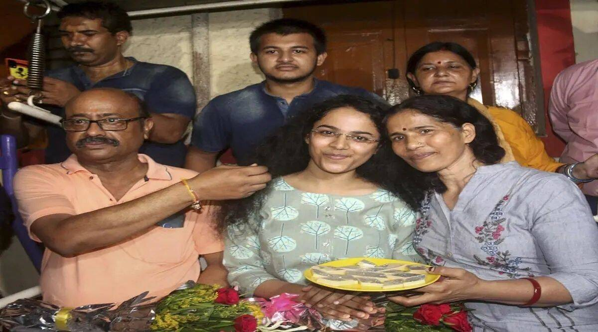 Lockdown was a boon for Jagriti, who brought second rank in UPSC exam!  Said – could get more time to read