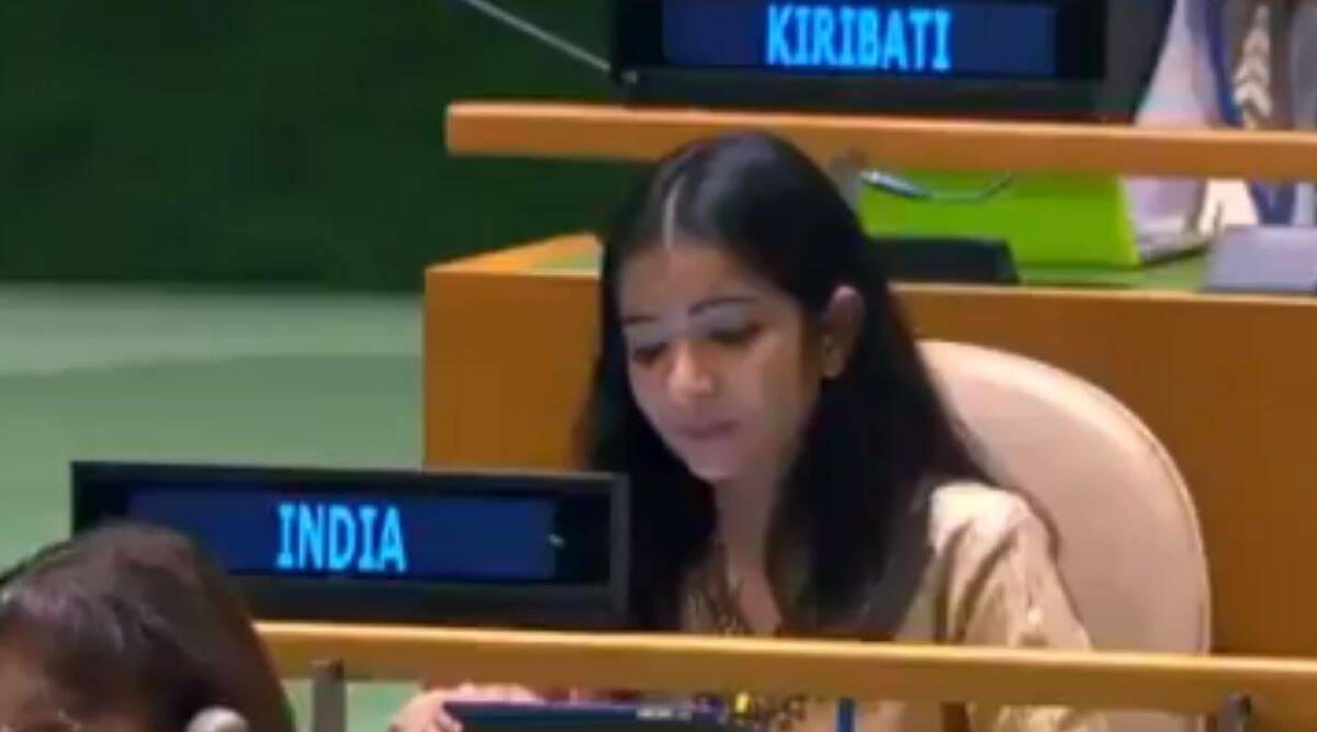 Sneha Dubey: Young officer showed mirror to PAK in UNGA, passed out from JNU, took out USPC exam in first attempt