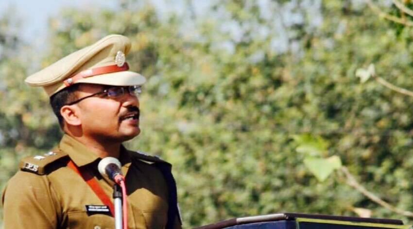 IPS Upendra Sharma, Gym Trainer Murder, Patna, Patna SSP,