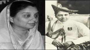 Vijaya Raje Scindia Jiwajirao Scindia