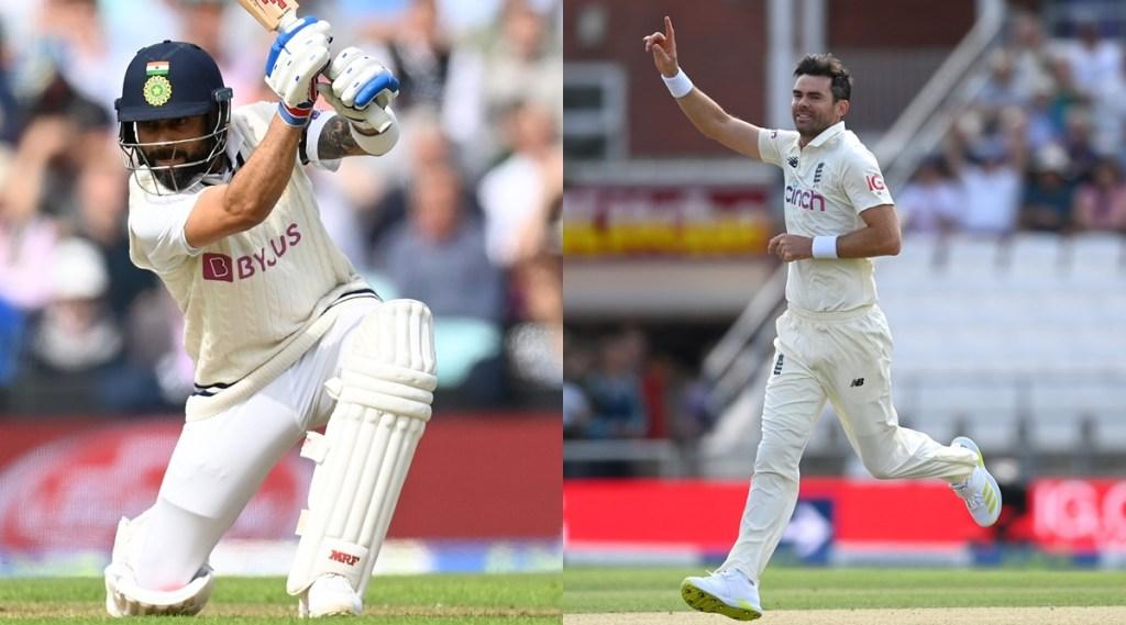 Virat Kohli James Anderson India vs England Cricket Records