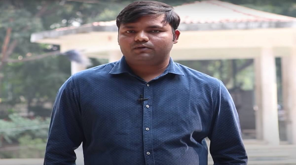 UPPSC: Vivekananda passed UPPCS exam in his first attempt after self-study uppsc success stories