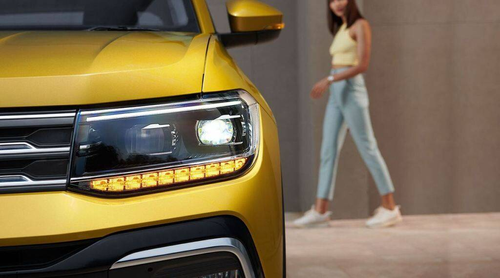 Volkswagen Taigun Ford Eco Sport and Force Gurkha