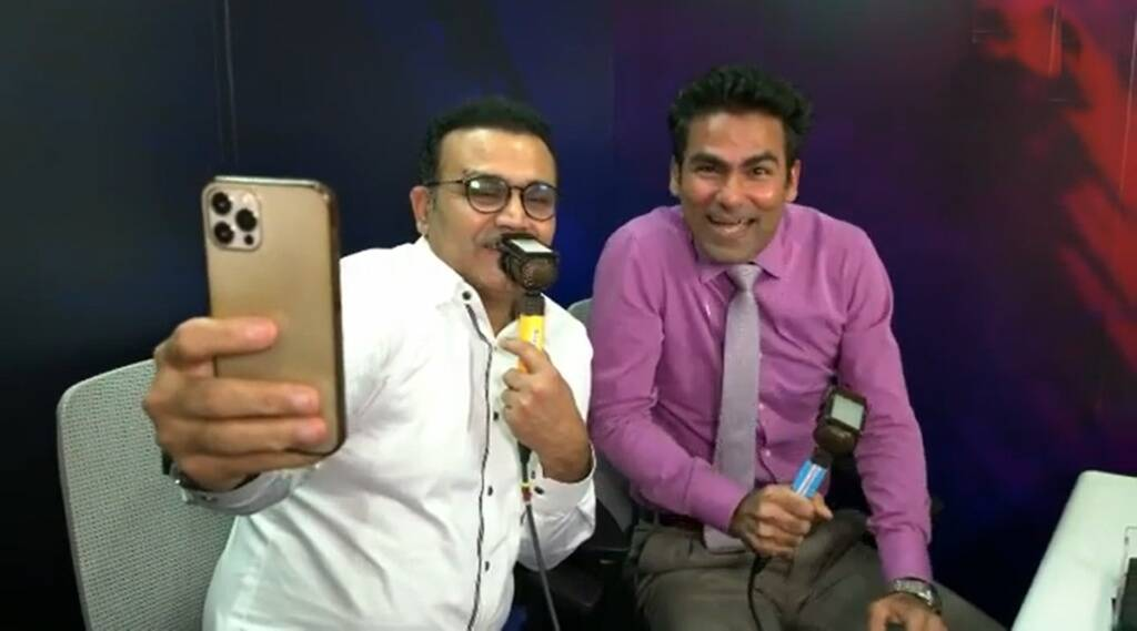 Watch Video Virender Sehwag Mohammad Kaif1