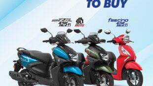 Yamaha offering attractive discounts