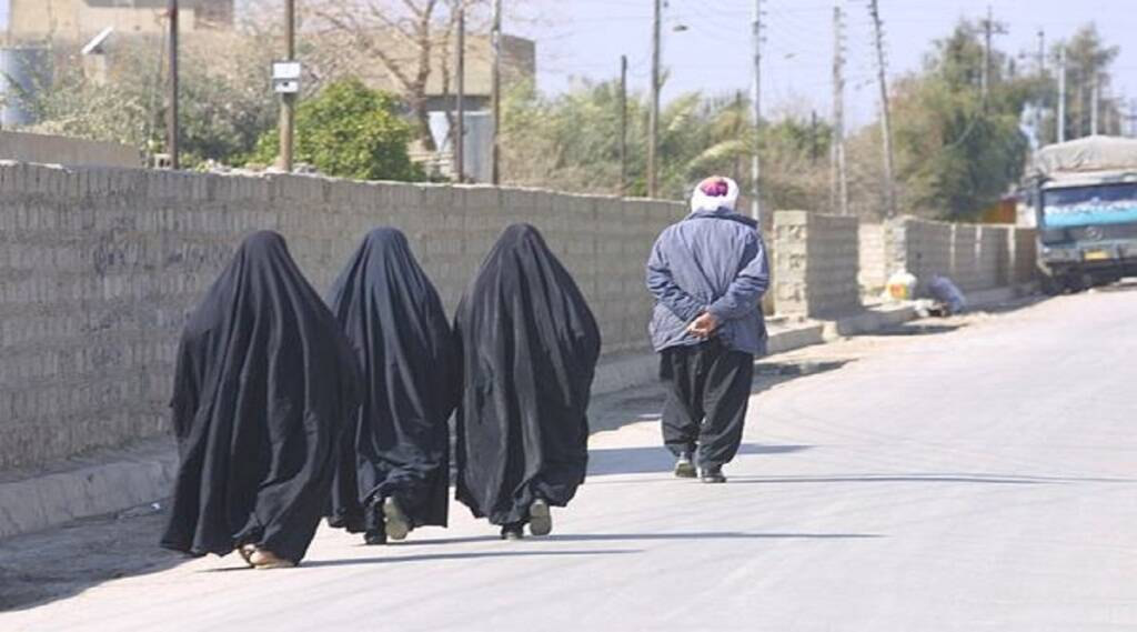 afghanistan taliban woman right