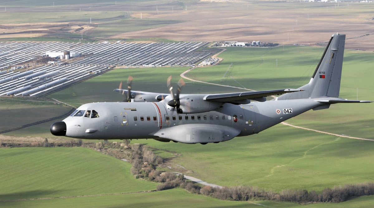 CCS approval for the purchase of 56 transport aircraft for the Indian Air Force, 40 will be made in India only