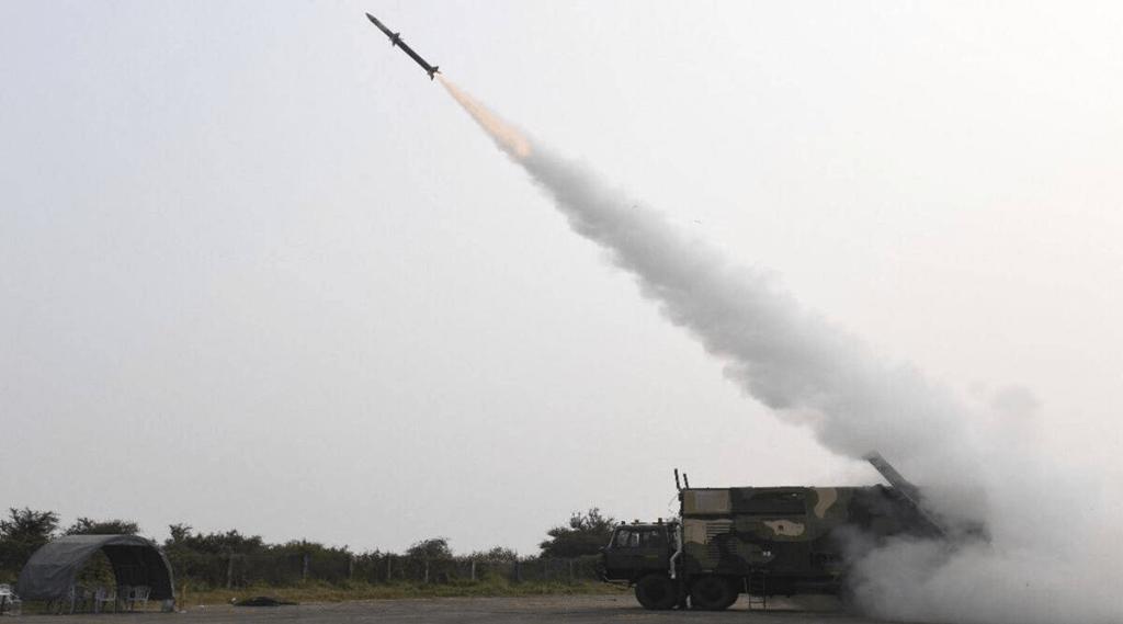 Akash Prime Missile, DRDO, New version of Akash, Surface-to-air missile, Odisha coast, Rajnath Singh
