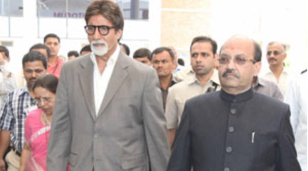 Amar Singh, Amitabh Bachchan, अमिताभ बच्चन,