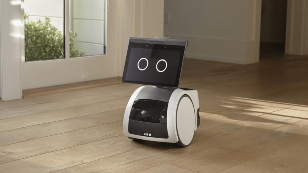 amazon robot, amazon astro, tech news
