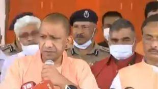 Yogi Adityanath, CM UP, Dinesh Sharma