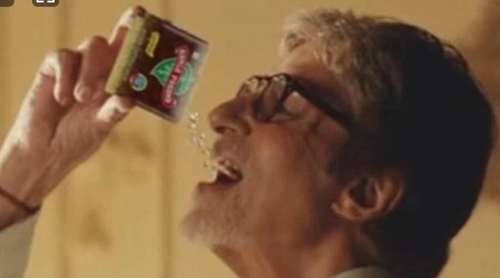 amitabh bachchan, amitabh bachchan pan masala advertisement, ranvir singh