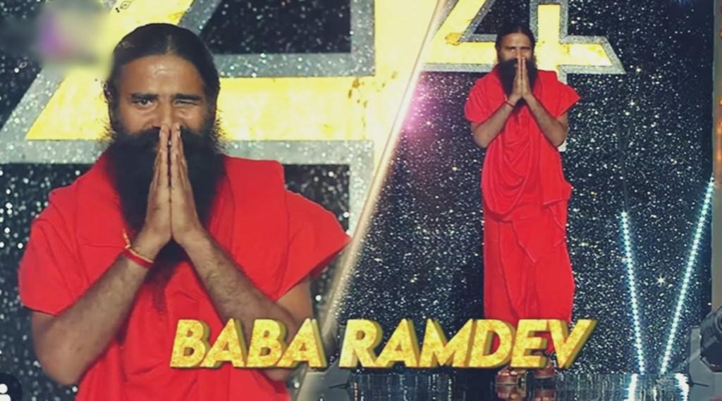 Baba Ramdev, Super Dancer 4, Super Dancer semi finals