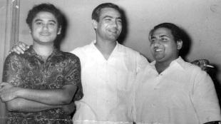 Kishore Kumar, Mohammed Rafi