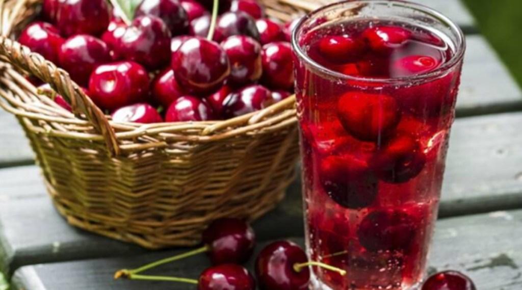 cherry, uric acid, how to control uric acid