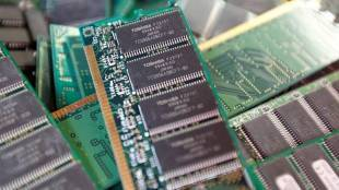 Electronic chip, crisis of chip