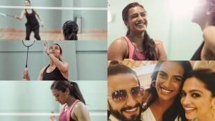 deepika-padukone-pv-sindhu-biopic-questions-raised-actress-shared-video-of-playing-badminton-ranveer-singh-also-reacts-earlier-spotted-on-dinner