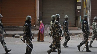 Delhi riots, court slamed police, three accused