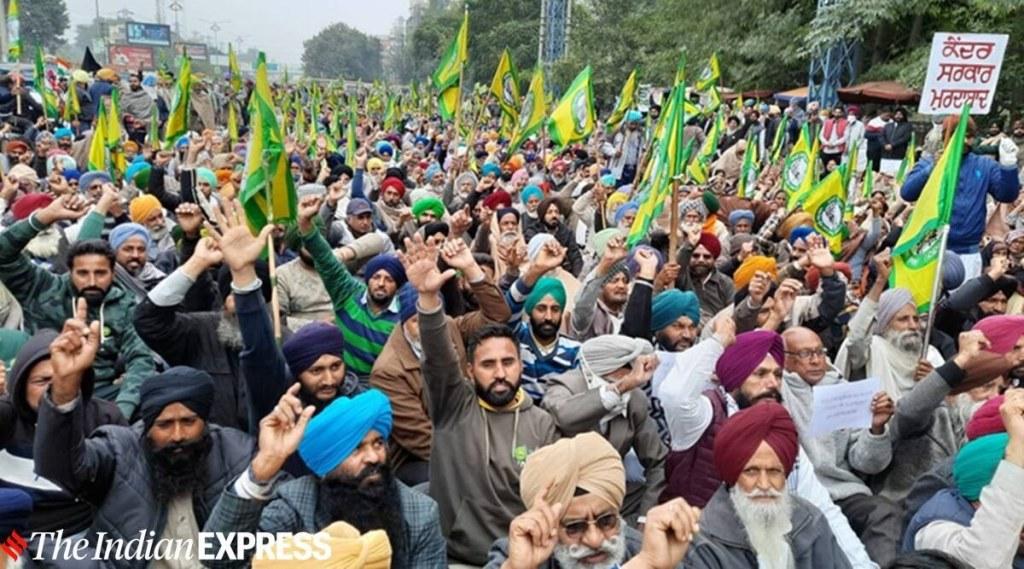 Farmers protest, ABP news, narendra modi, rakesh Tikait, BKU, rubika liyaquat, national news, jansatta