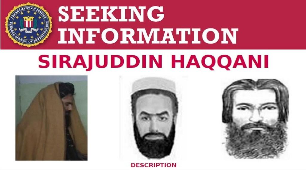 fbi wanted list sirajuddin haqqani