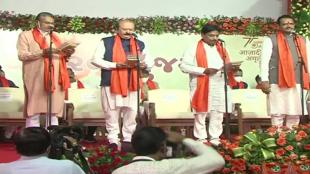 Gujrat, CM Bhupendra Patel, New cabinet, EX CM Vijay Rupani, Nitin Patel droped