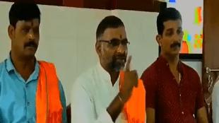 Karnataka government, Hindu Mahasabha, Mahasabha leader arrested, Threat to CM Karnataka