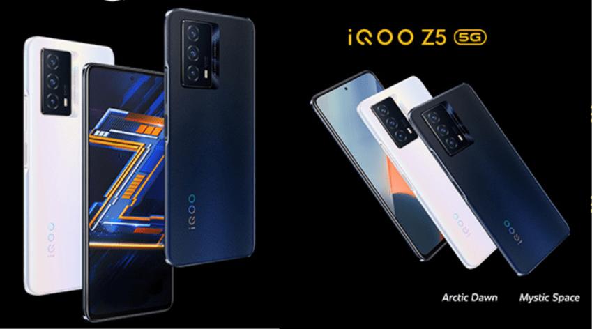 iQoo Z5, Tech News, Utility News