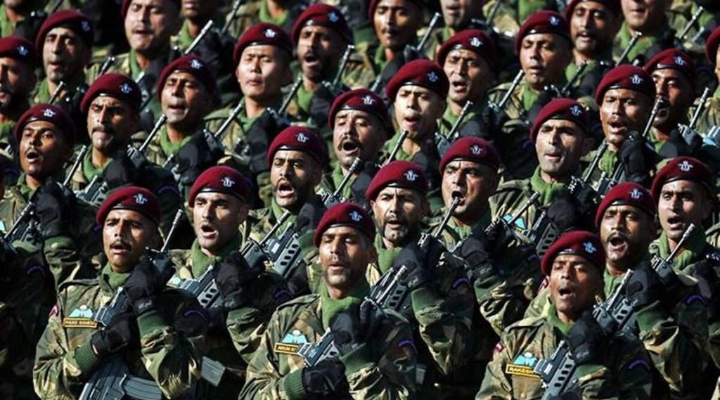 indian army bhagavad gita
