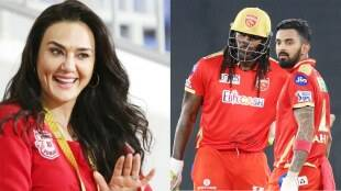 ipl-2021-preity-zinta-punjab-kings-ask-for-suggestions-before-uae-leg-wasim-jaffer-fans-asked-kl-rahul-to-play-freely-and-open-with-chris-gayle