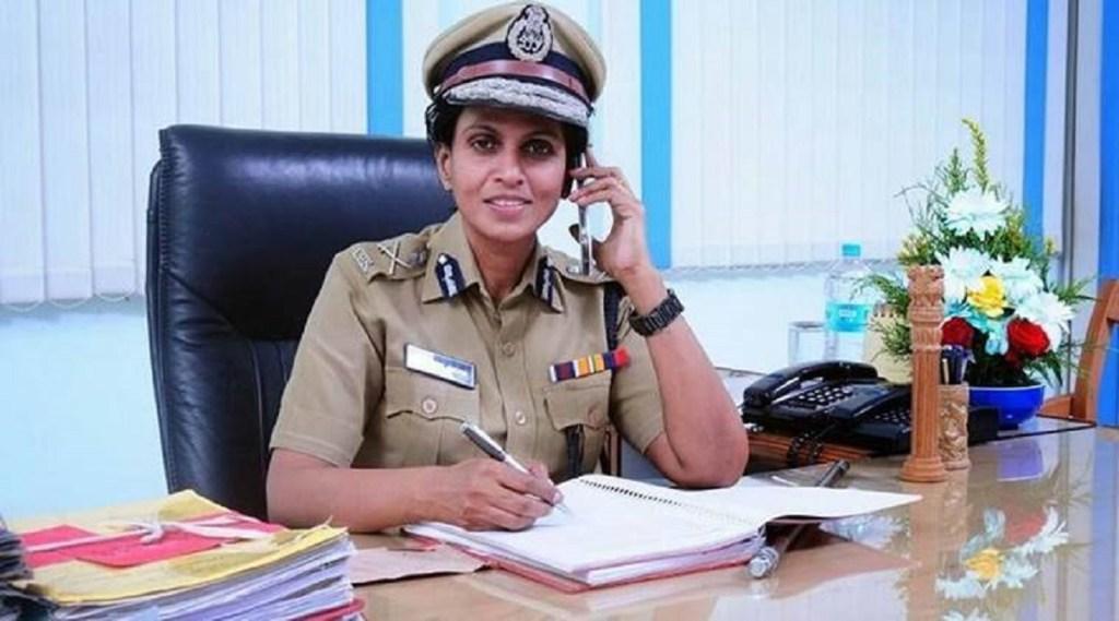 ips sreelekha kerala first woman officer
