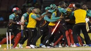 cpl-2021-shahrukh-khan-kkr-allrounder-andre-russel-team-jamaica-tallawahs-won-rajasthan-royals-evin-lewis-fails-with-bat