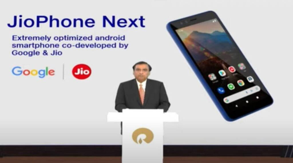 reliance jio phone, reliance jio phone next booking, reliance jio phone next features