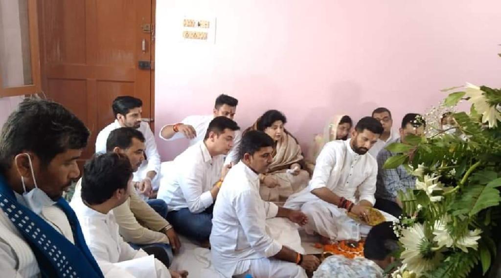 Bihar, Ram Vilas Paswan, Paswan first anniversary, Pashupati Paras, Chirag Paswan