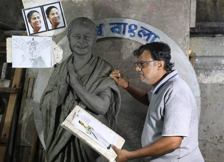 Mamata Banerjee, Chief Minister