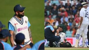 ind-vs-eng-manchester-test-rohit-sharma-and-cheteshwar-pujara-fitness-is-concern-for-playing-11-and-surya-kumar-yadav-can-debut