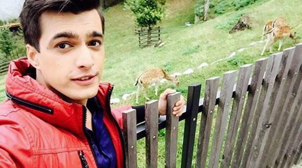 Mohsin Khan Says Goodbye To Yeh Rishta Kya Kehlata Hai Actor Got Emotional On Last Day Shoot Shares Photos