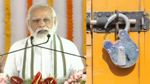 narendra modi, lock, national news