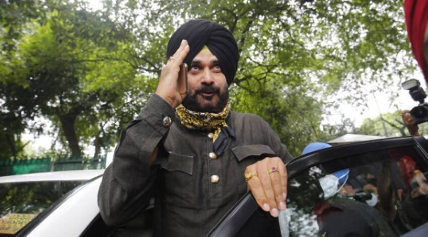 navjot singh sidhu, navjot singh sidhu resigns, captain amrinder singh