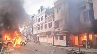 Tripura BJP-CPM clash, Tripura BJP-CPM fight, Tripura BJP, Tripura CPM, Tripura news, north east news, india news,