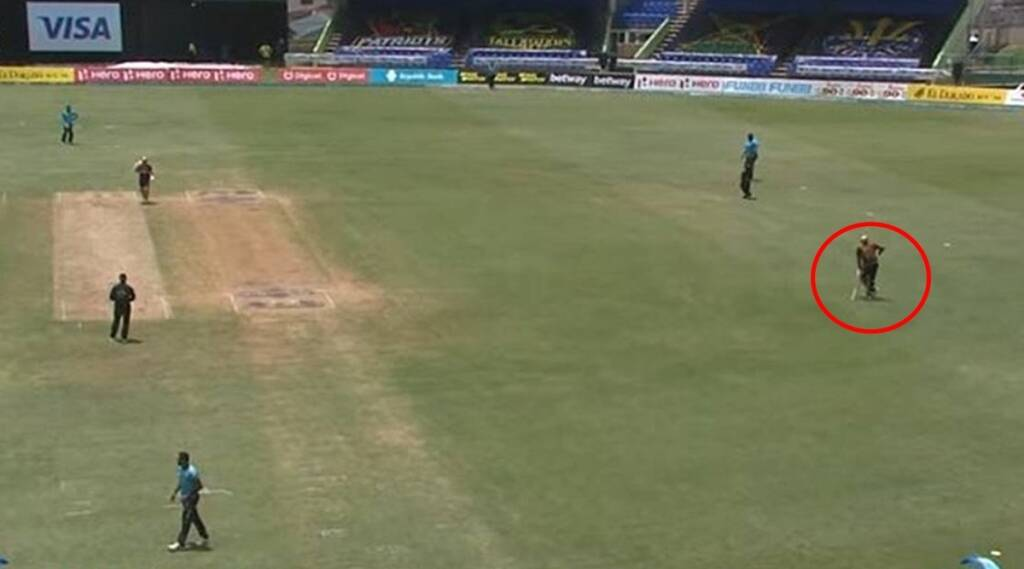 mumbai-indians-ipl-star-kieron-pollard-protest-against-umpire-on-field-during-cpl-2021-and-moves-away-from-pitch-watch-video