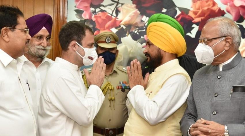 punjab cm charanjit singh channi, channi summoned by congress leader ship, nvjot singh sidhu, punjab congress, punjab cabinet