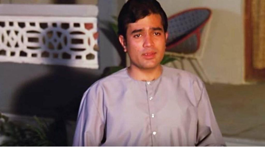 Rajesh Khanna, राजेश खन्ना, Aradhana Film, Sharmila Tagore,
