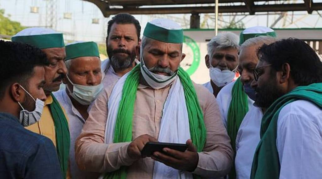 farmer protest, rakesh tikait, modi government, pm modi, farmer bill