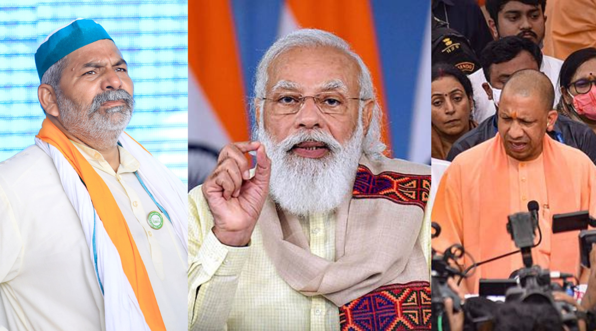 If Modi continues, the country will be sold in 2024, farmers will give '0' number to the center – said Rakesh Tikait