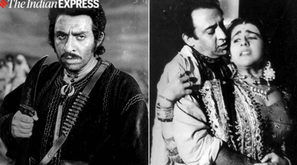 ranjeet, actor ranjeet, sunil dutt