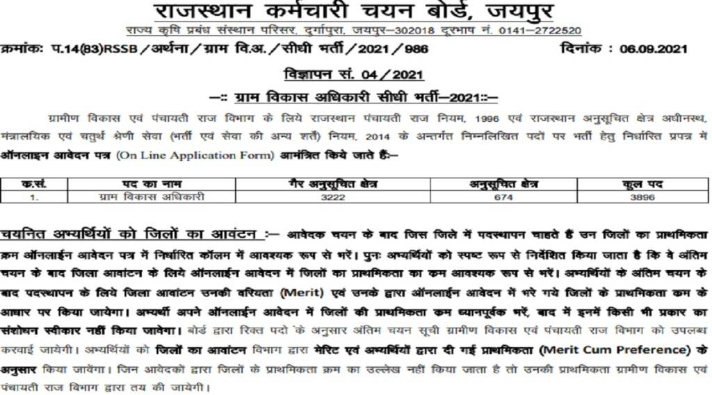 rsmssb recruitment 2021, rsmssb recruitment, rsmssb recruitment 2021 notification, rsmssb recruitment 2021 apply online, rsmssb recruitment 2021 in hindi