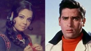 shammi kapoor, mumtaz, shammi kapoor love story